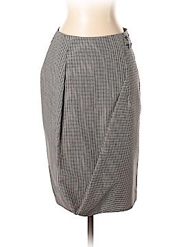 McQ Alexander McQueen Wool Skirt Size 40 (EU)