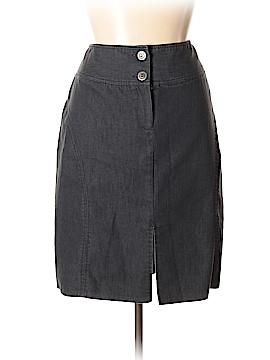 Venezia Denim Skirt Size 22 (Plus)