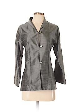 Kathleen Sommers Silk Blazer Size S