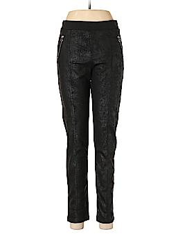 H&M Faux Leather Pants Size M