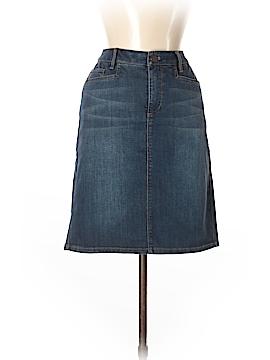 J.jill Denim Skirt Size 4
