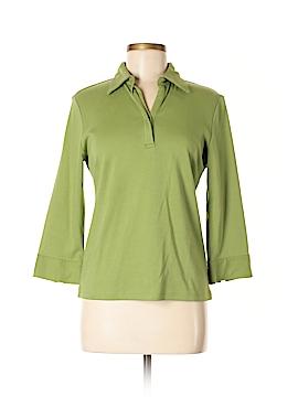 Geoffrey Beene 3/4 Sleeve Polo Size M