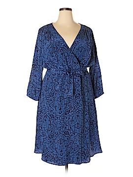 Lands' End Casual Dress Size 18W (Plus)