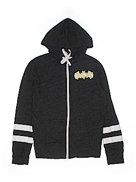 Batman Zip Up Hoodie Size 13