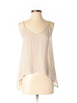 Mason Sleeveless Silk Top Size 0