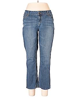 Simply Vera Vera Wang Jeans Size 12