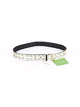 Kate Spade New York Leather Belt Size XS