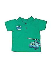 Kids Headquarters Boys Short Sleeve Polo Size 18 mo
