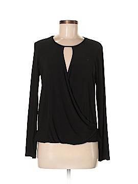 BCBGeneration Long Sleeve Blouse Size M