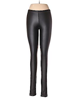 Cherish Faux Leather Pants Size M