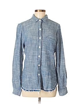 Fifteen Twenty Long Sleeve Button-Down Shirt Size M