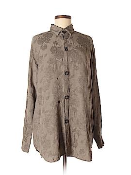 CP Shades Long Sleeve Button-Down Shirt Size M