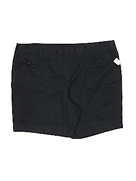 Bay Studio Khaki Shorts Size 18W (Plus)