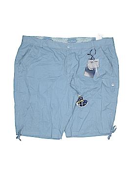 Gloria Vanderbilt Cargo Shorts Size 18 (Plus)