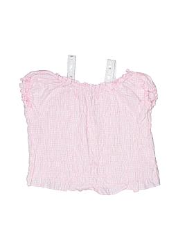 Kido Headquarters Short Sleeve Blouse Size 4T