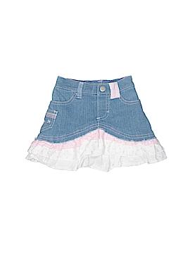 Kido Headquarters Denim Skirt Size 4T