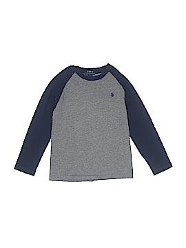 Polo by Ralph Lauren Long Sleeve T-Shirt Size 6