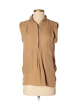MYNE Ashley Ann Sleeveless Silk Top Size 2