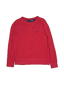 Ralph Lauren Pullover Sweater Size 10 - 12