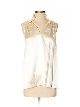 Shoshanna Sleeveless Silk Top Size 4