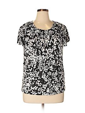 Elle Short Sleeve Top Size XL