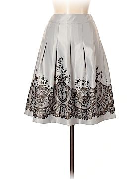 Ann Taylor Factory Denim Skirt Size 8 (Petite)