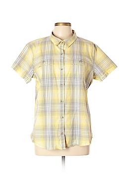 Cabela's Short Sleeve Button-Down Shirt Size XL
