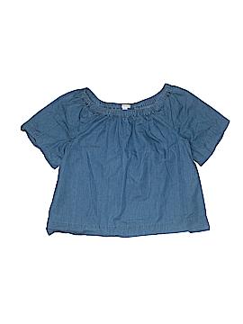 Crewcuts Short Sleeve Blouse Size 14