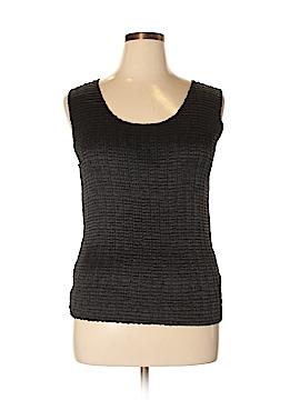 Serenade Sleeveless Blouse Size XL