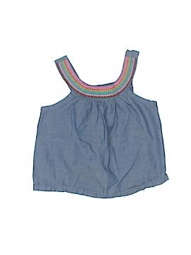 Genuine Baby From Osh Kosh Sleeveless Blouse Size 12 mo