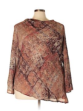 Venezia Long Sleeve Blouse Size 22/24 (Plus)