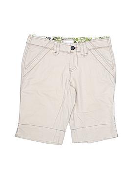 Maurices Khaki Shorts Size 2