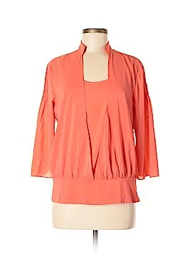 Chadwicks 3/4 Sleeve Blouse Size 10