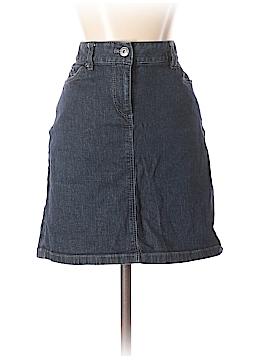 Ann Taylor LOFT Outlet Denim Skirt Size 4