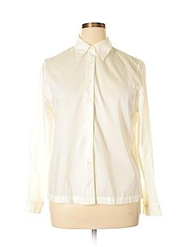 Hillard & Hanson Long Sleeve Button-Down Shirt Size XL