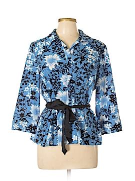Covington 3/4 Sleeve Blouse Size XL (Petite)