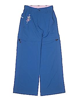 White Sierra Casual Pants Size S (Kids)
