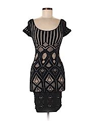 Bebe Women Casual Dress Size S (Petite)