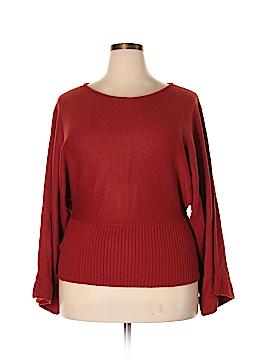 Caren Sport Pullover Sweater Size 2X (Plus)