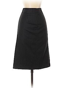 Giorgio Armani Wool Skirt Size 40 (Plus)