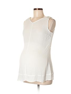 Liz Lange Maternity Sleeveless Blouse Size XS (Maternity)