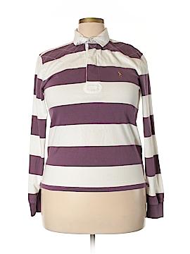 Ralph Lauren Sport Long Sleeve Polo Size XL