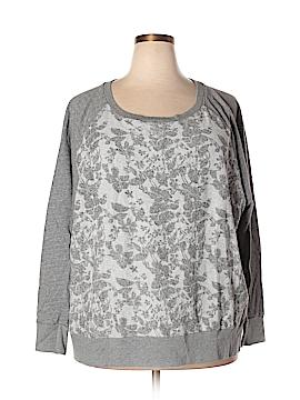 St. John's Bay Sweatshirt Size 5X (Plus)