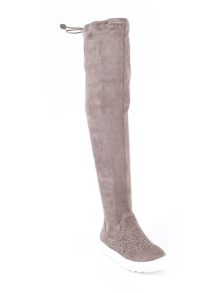 J/Slides Women Boots Size 8 1/2
