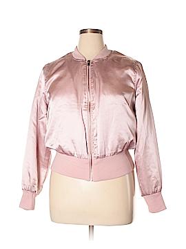 Charlotte Russe Women Jacket Size L