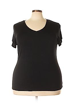 Ambrielle Short Sleeve T-Shirt Size 2X (Plus)