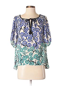 Vanessa Virginia 3/4 Sleeve Blouse Size 0