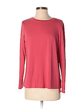 Eddie Bauer Long Sleeve T-Shirt Size M (Petite)