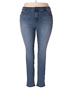 D. Jeans Jeans Size 20W (Plus)