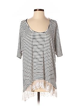 Pol Short Sleeve Top Size S
